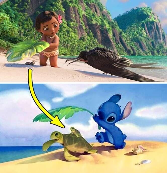 Segredos escondidos em filmes Disney