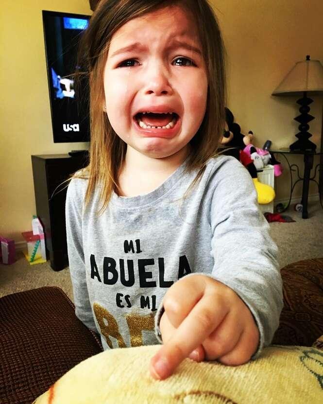 Fotos divertidas que mostram quão difícil é ser criança