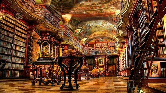As mais lindas bibliotecas do planeta