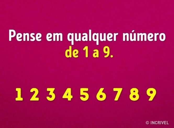 Com um truque de matemática conseguimos adivinhar quantos anos você tem