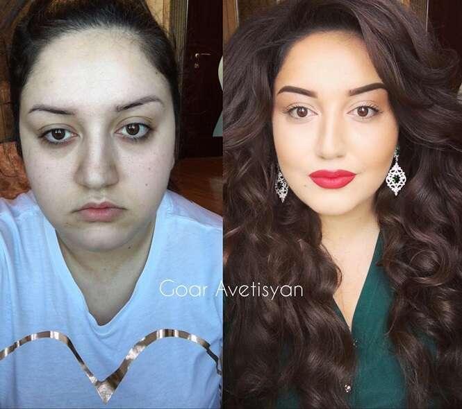 Maquiadora prova que qualquer mulher é capaz de ter brilho
