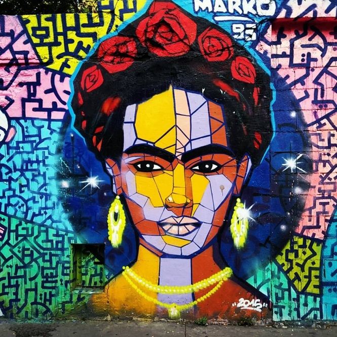 Artes de rua incríveis