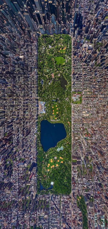 As imagens aéreas mais incríveis que você vai ver