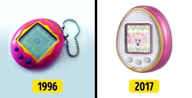 Coisas do passado que voltaram com outra cara