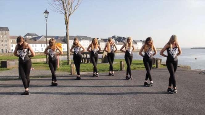Vídeo: é espetacular a forma como estas mulheres executam passos de dança irlandesa
