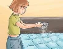 Saiba o que acontece se você colocar bicarbonato de sódio no seu colchão