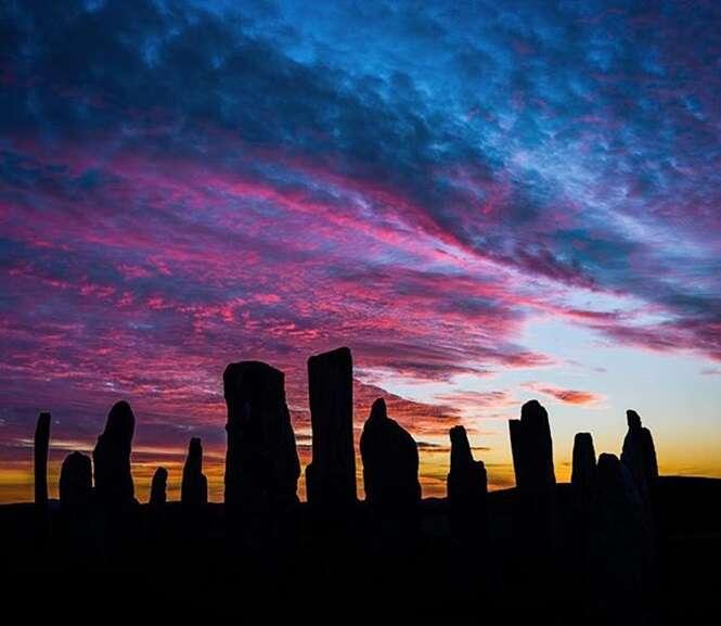 Os lugares mais incríveis da Escócia