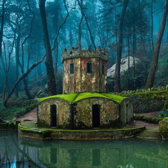 Fotos impressionantes de lugares abandonados