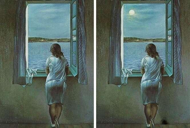 Somente os gênios vão encontrar as diferenças em todas estas imagens