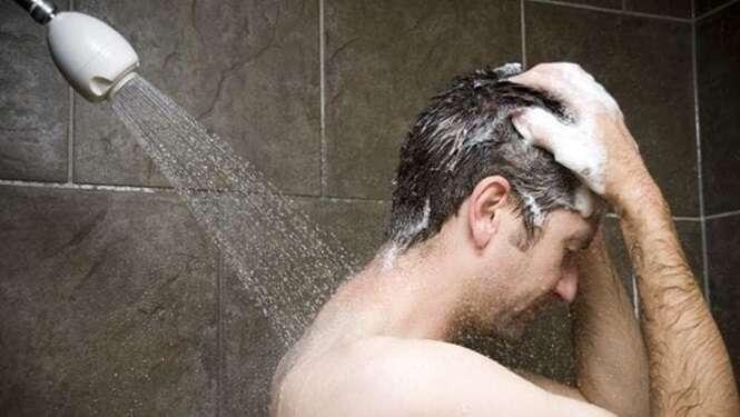 Isto é o que acontece se você tomar banho frio por uma semana