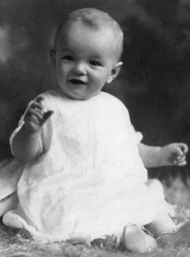Fotos raras de Marilyn Monroe antes da fama
