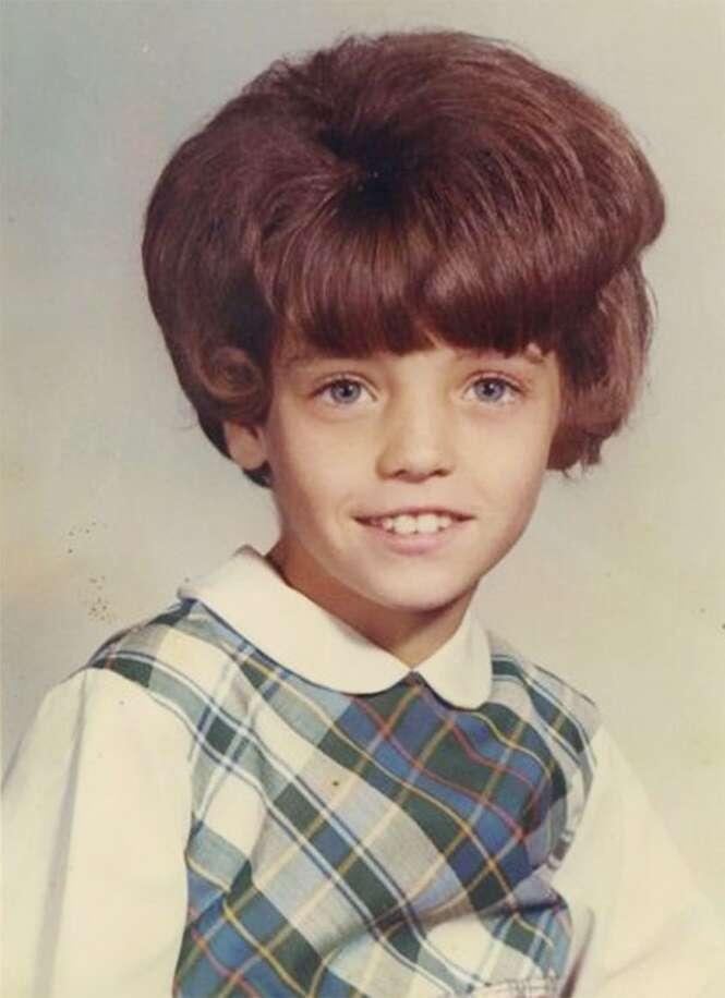 Penteados infantis dos anos 80 e 90 que não devem voltar jamais