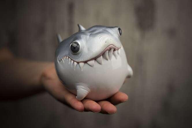 Novas e adoráveis espécies oceânicas