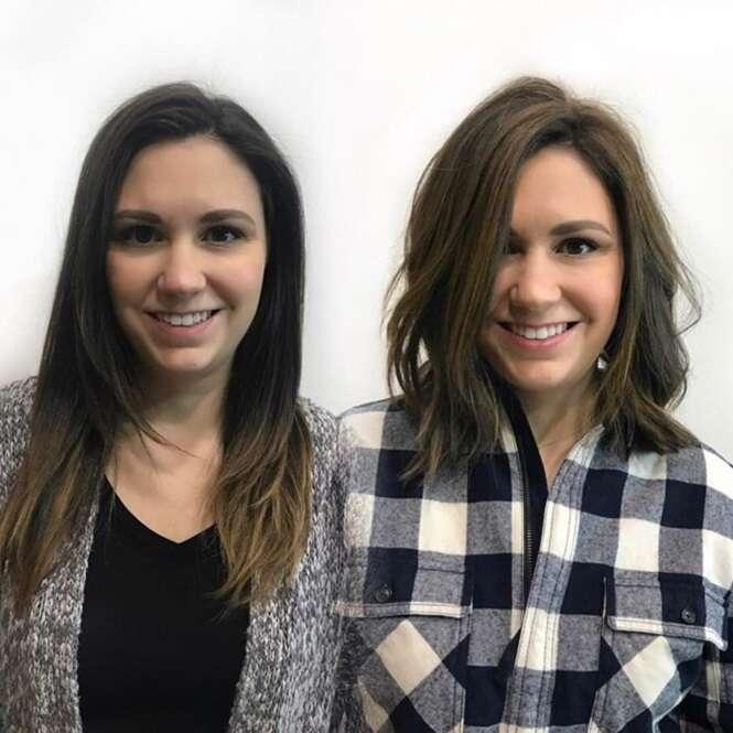 Mulheres que fizeram mudanças drásticas no visual
