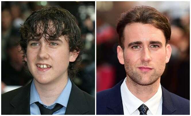 """Fotos mostrando como o elenco de """"Harry Potter"""" melhorou com o passar dos anos"""