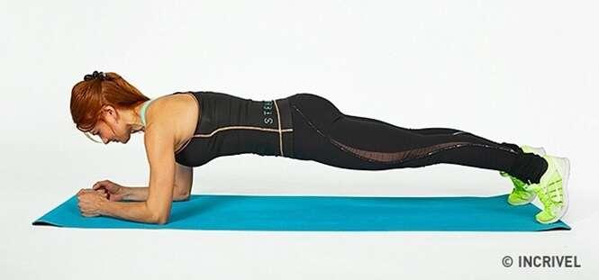 Exercícios que mudam o corpo em apenas um mês
