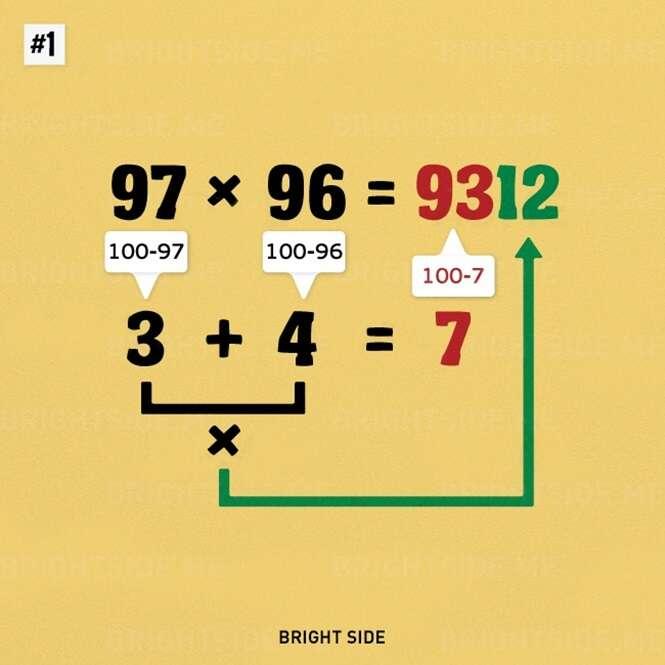 Truques de matemática que você vai desejar ter conhecido antes