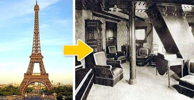 Estes locais famosos escondem espaços secretos