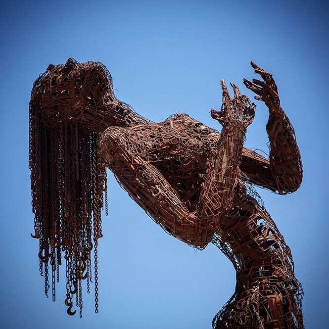 Esculturas sensacionais que você não pode deixar de ver