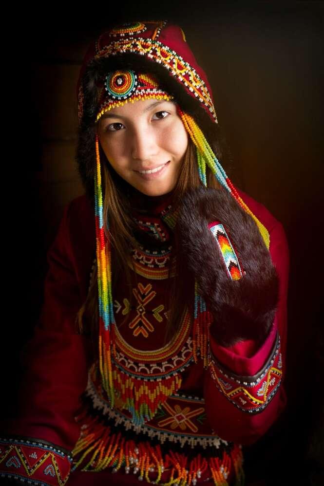 """""""Eu viajei 25.000 quilômetros na Sibéria para fotografar seus povos indígenas"""""""