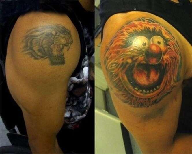 As melhores soluções para tatuagens que se tornaram indesejadas