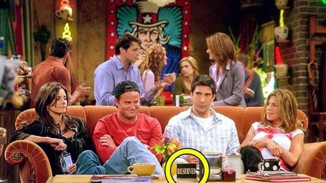 """Detalhes que você não notou em """"Friends"""""""