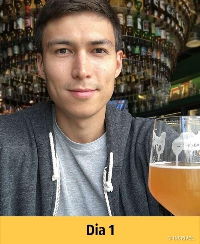 Saiba o que acontece com o seu corpo após você tomar cerveja diariamente por um mês