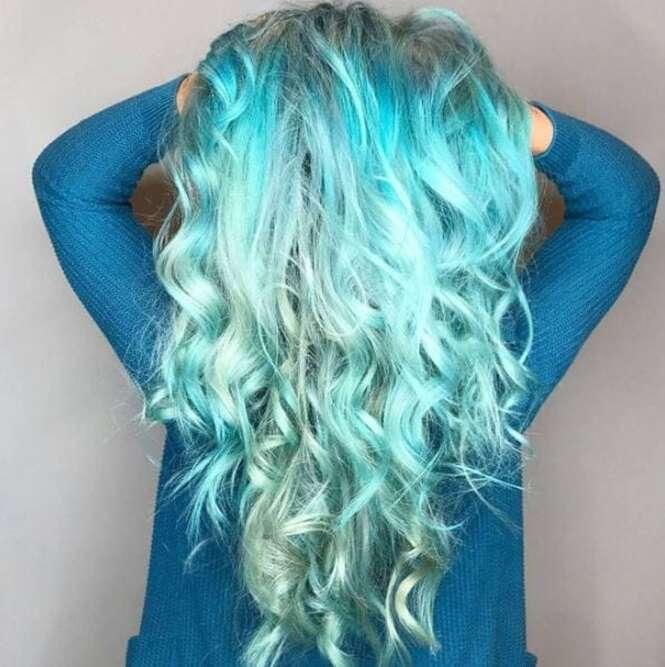 Essa cor de cabelo vai te hipnotizar