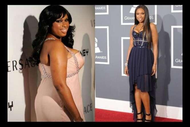 Celebridades que passaram por perdas de peso consideráveis