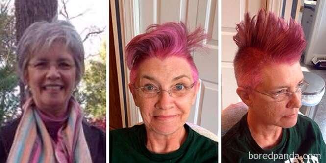 Cortes de cabelo extremos que podem lhe inspirar a mudar o visual