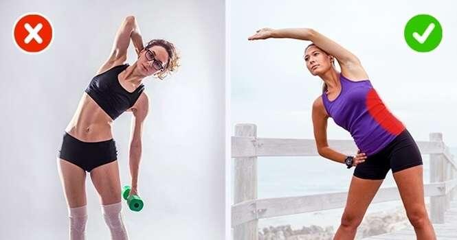 Exercícios que, na verdade, não ajudam a perder peso