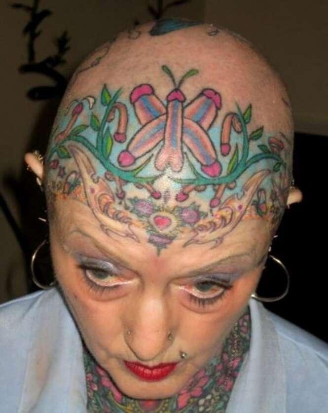 Tatuagens de péssimo gosto que você vai duvidar que realmente foram feitas