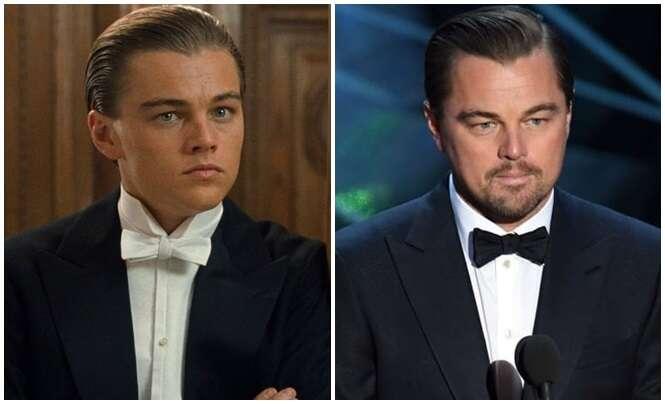 O elenco de Titanic 20 anos depois da estreia do filme