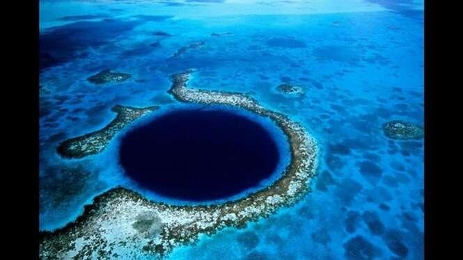 As águas mais perigosas do planeta