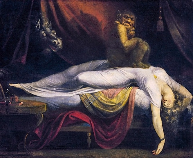 Coisas misteriosas que ocorrem enquanto dormimos