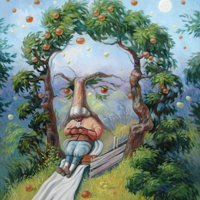 Teste psicológico: o que você vê primeiro na imagem?