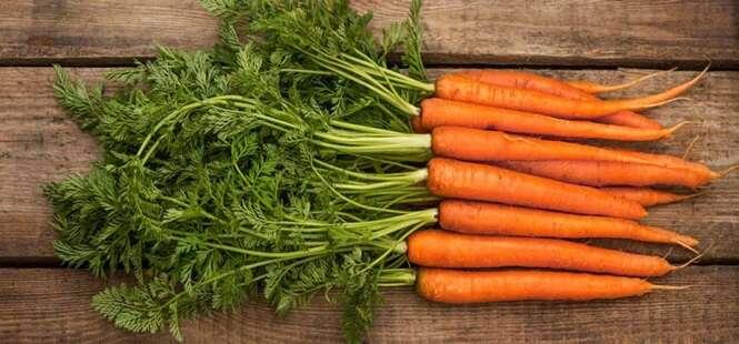 Como usar a cenoura para remover o catarro dos pulmões e tratar a tosse