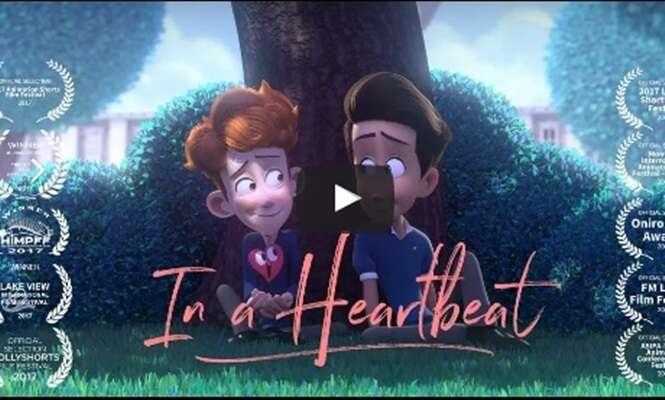Este curto vídeo sobre o amor entre dois garotos está derretendo corações na Internet
