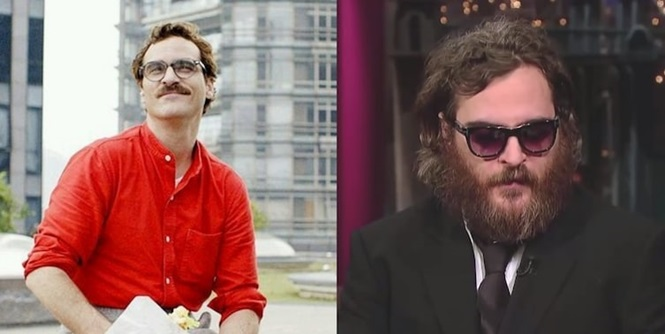 Celebridades praticamente irreconhecíveis sem barba