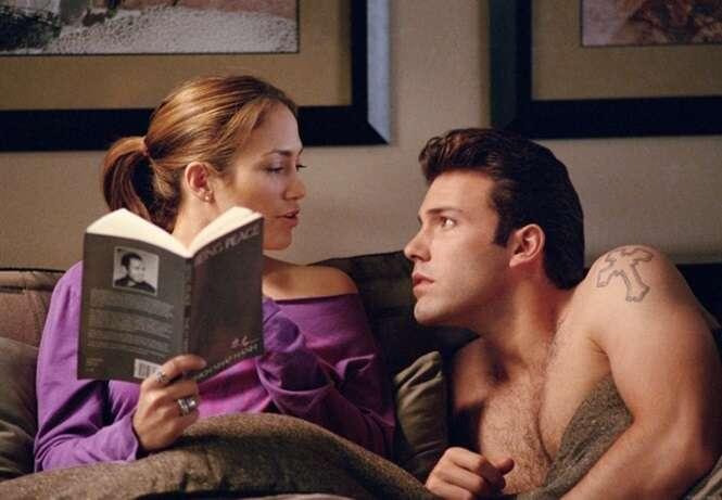 Filmes em que atores também faziam par romântico fora das telas