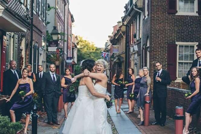 Fotos de casamento entre pessoas do mesmo sexo que vão tocar seu coração