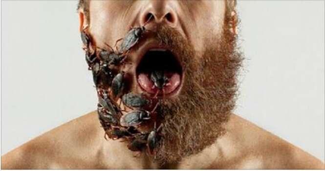 A ciência comprovou: barba e vaso sanitário têm a mesma quantidade de bactérias. Aprenda a se proteger