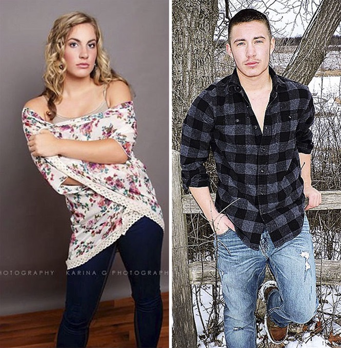 Transgender Male To Female Pictures Before And After