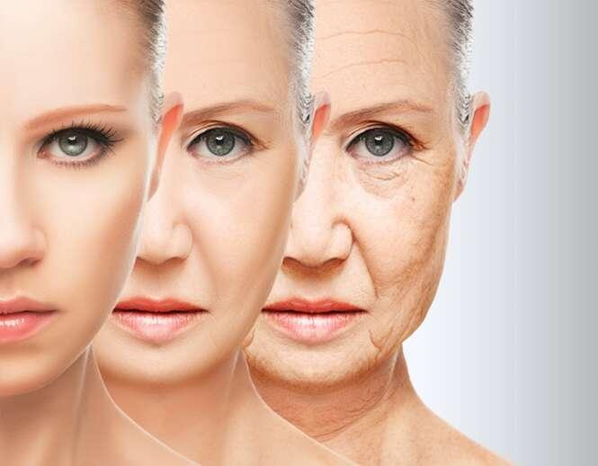 Alimentos que tornam o envelhecimento mais rápido