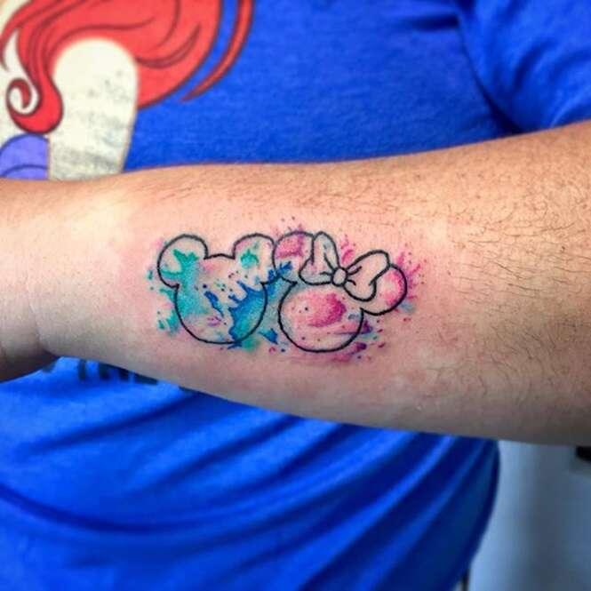 Tatuagens inspiradas na Disney que você vai querer fazer mesmo já sendo adulta
