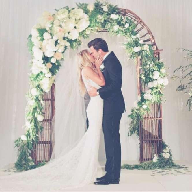 Os mais belos vestidos de casamento de todos os tempos entre as famosas