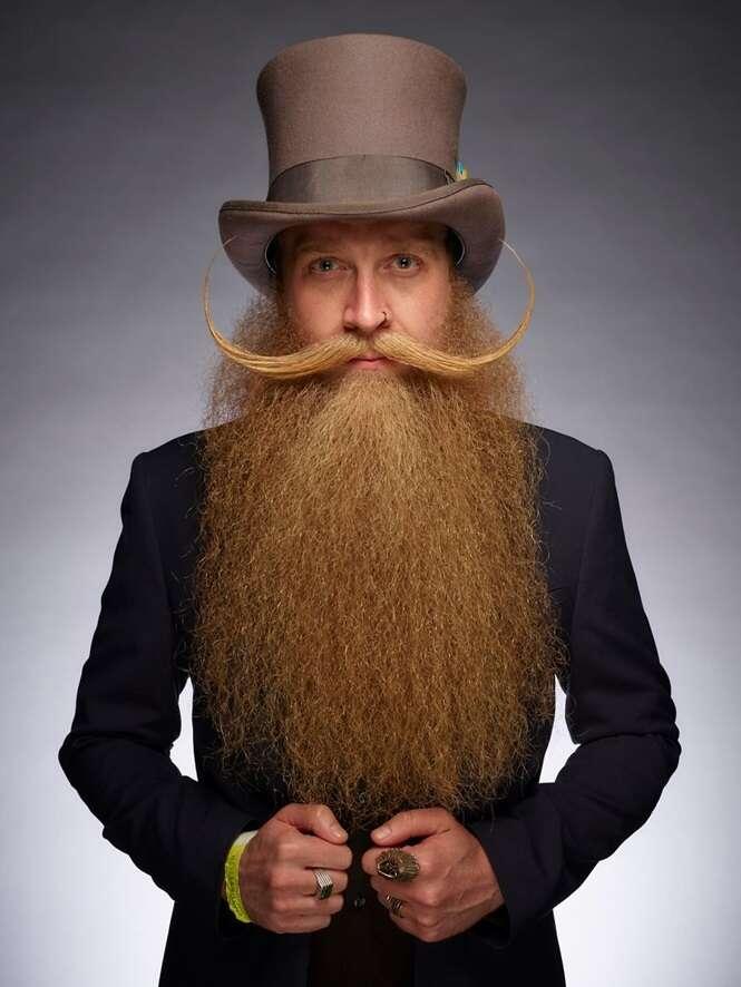 As melhores barbas do Campeonato Mundial de Barba e Bigode de 2017