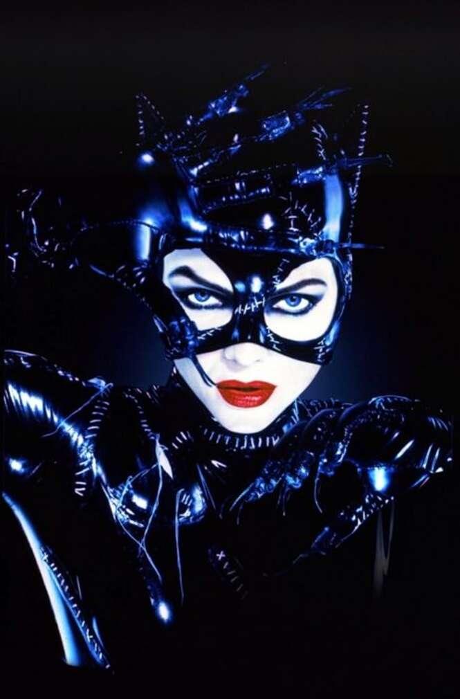 As 11 super-heroínas e super-vilãs mais sensuais do cinema