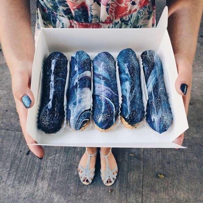 Você vai comer com os olhos estes maravilhosos doces inspirados no Universo