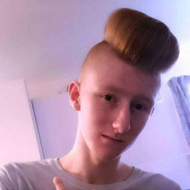 Os 15 penteados mais ridículos de todos os tempos